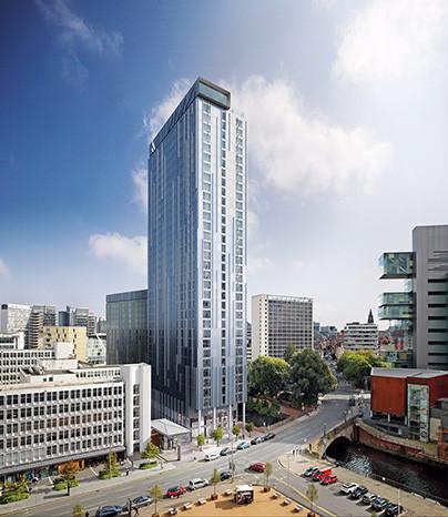 Salford-Manchester-Trinity-Riverview-Residential-Construction-Development-MEP-Design-Consultation