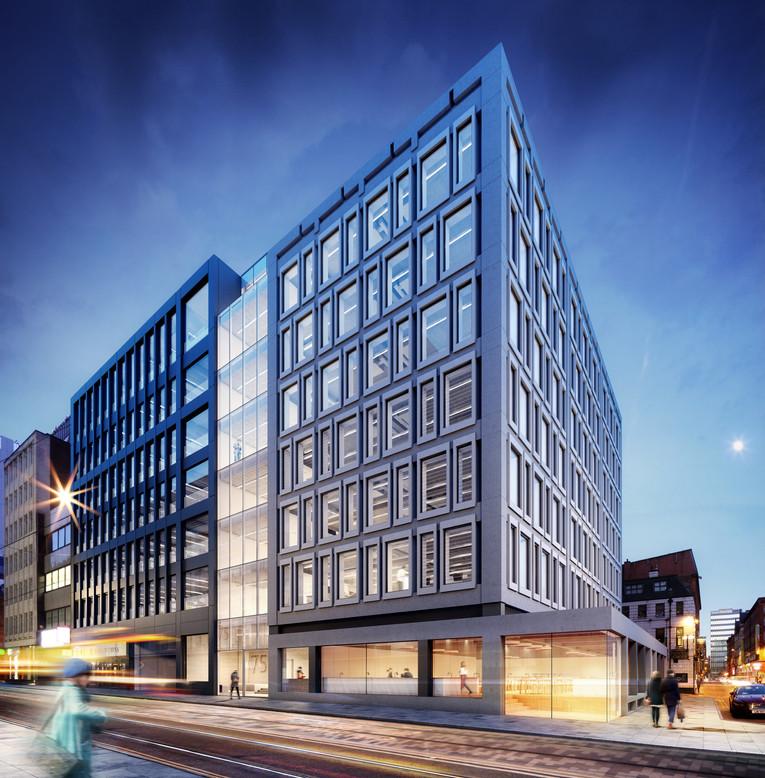 Manchester-Mosley-Street-Exterior-Dusk-building-services-urban-redevelopment-MEP-Design.jpg