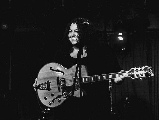 Miranda Boutros recording artist singer songwriter mavericks bar cafe dekcuf ottawa