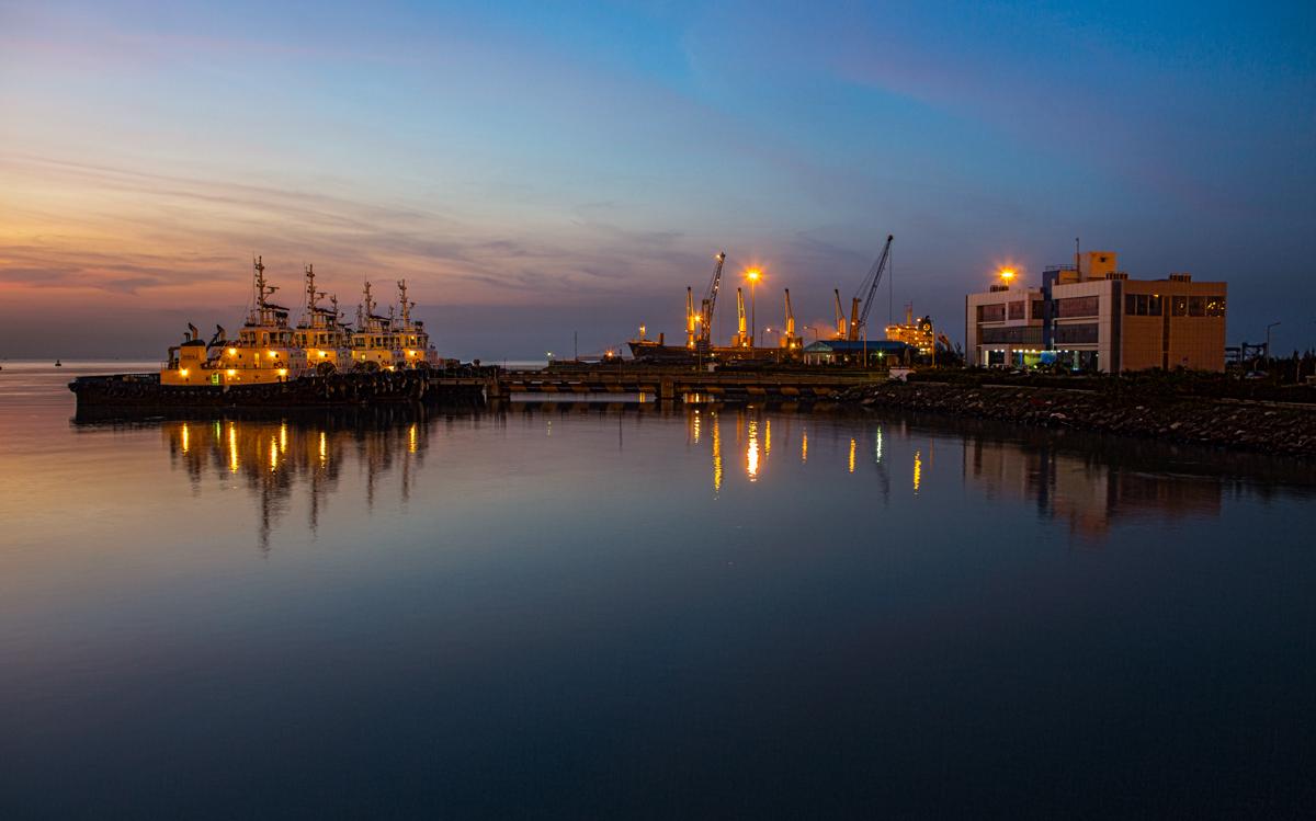 Sea Port photography
