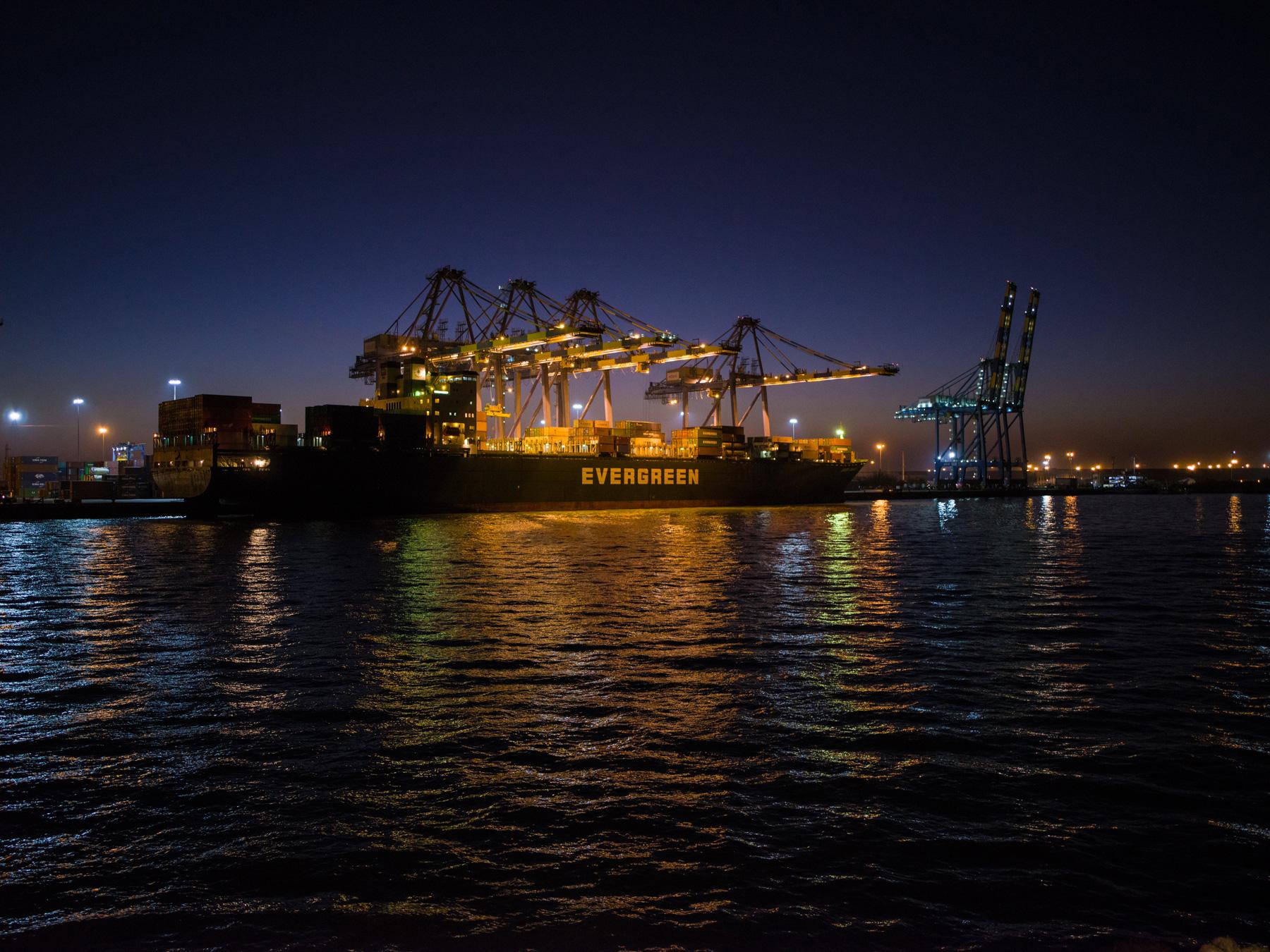Sea Port photographer