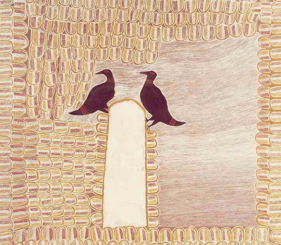 Birds on Oyster Rock