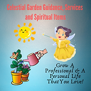 Celestial Garden Guidance, Services, and