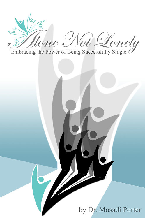 Alone Not Lonely Paperback