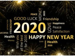 ¡Próspero año y felicidad a todos!