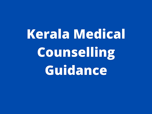Kerala Medical Counselling Guidance