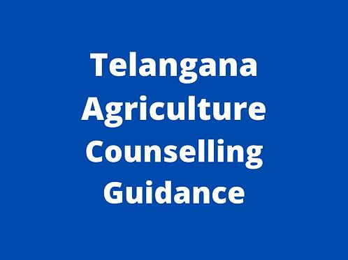 Telangana Counselling Guidance
