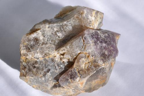 7853-АЖ Аметист, сросток кристаллов