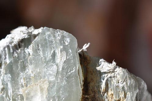 7974-ББ Кварц, актинолит-асбест