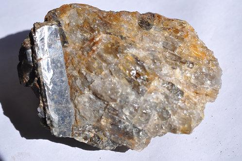 7996-ББ Клиноцоизит, кварц
