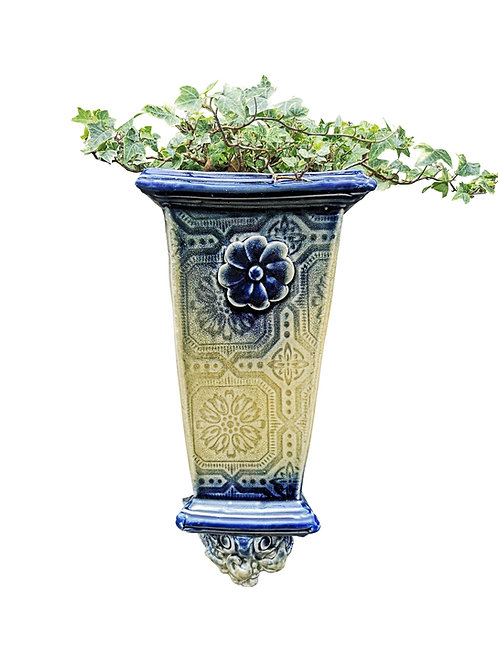 Wall Planter Blue Pre-Order