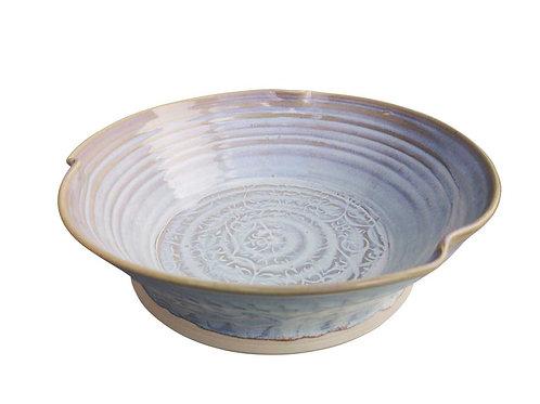 Oileán Salad Bowl white