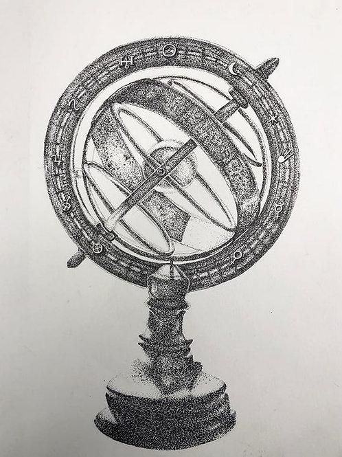 Astronomy Globe