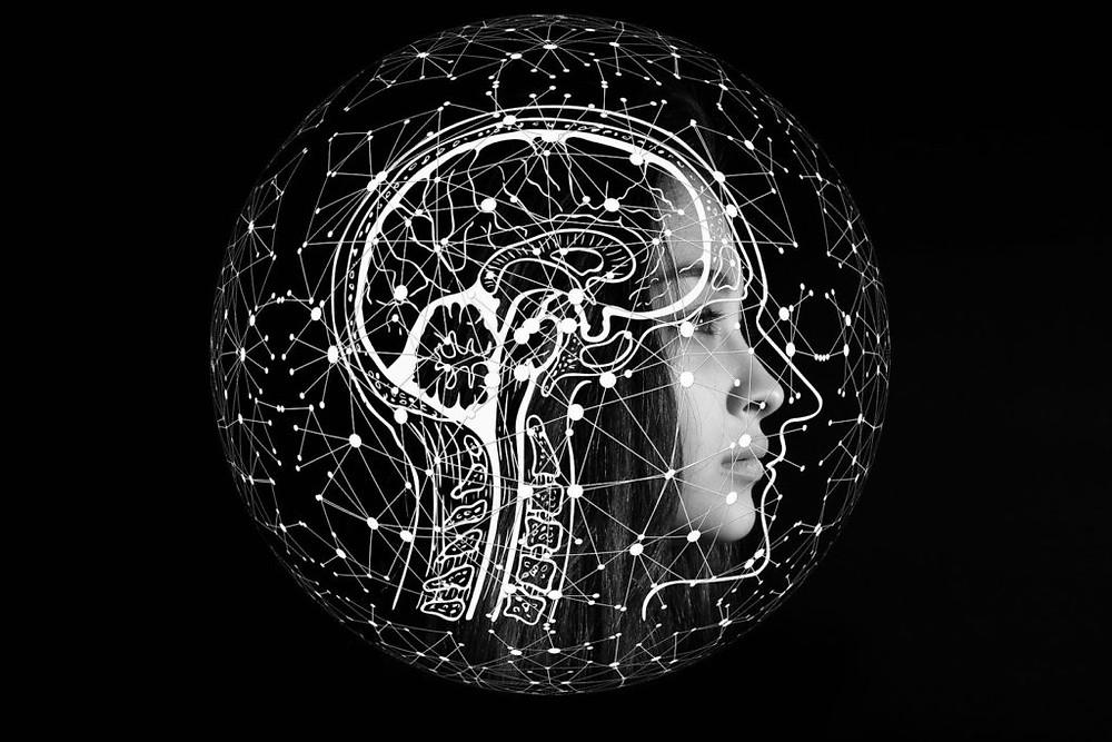 ilustração mostrando a execução mental da governança de dados.