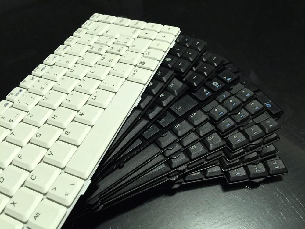 imagens de alguns dos melhores teclados para pc.