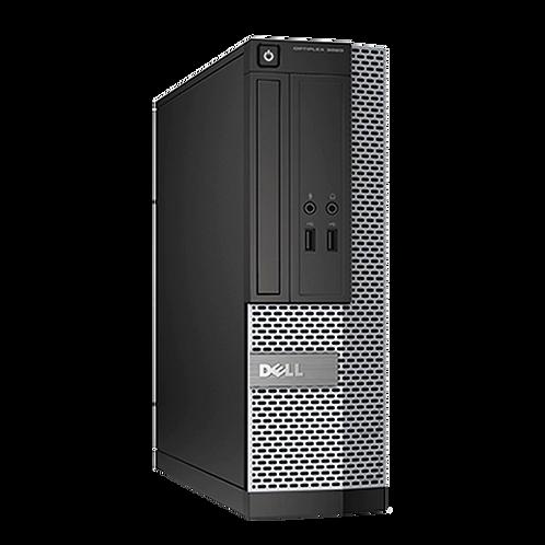 Computador Dell Optiplex 3020 i5 4ªG, 8GB, 500GB, Windows 7 Pro