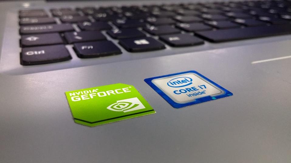 imagem de um notebook com os melhores processadores