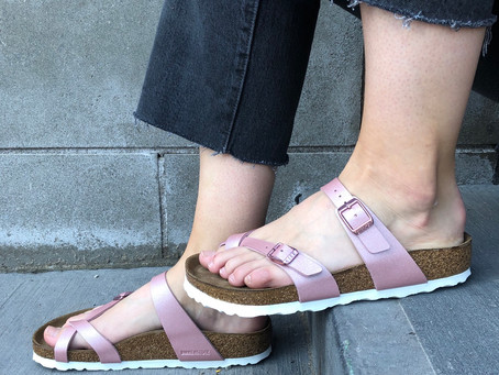 It's Birkenstock Time