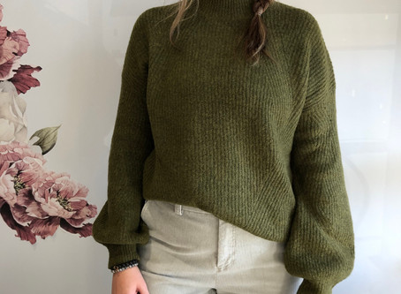 Finding the Perfect Knitwear