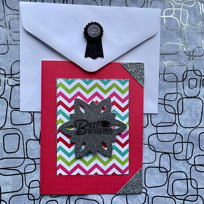Blank Graduation Greeting Card