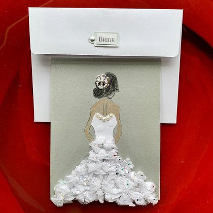 Blank Bridal Shower Greeting Card
