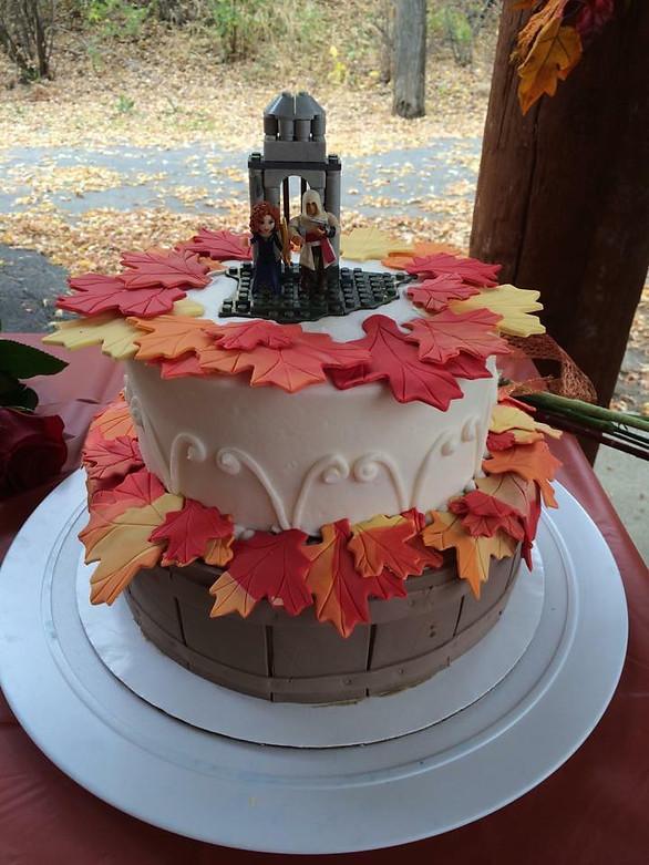 Reed's Cake
