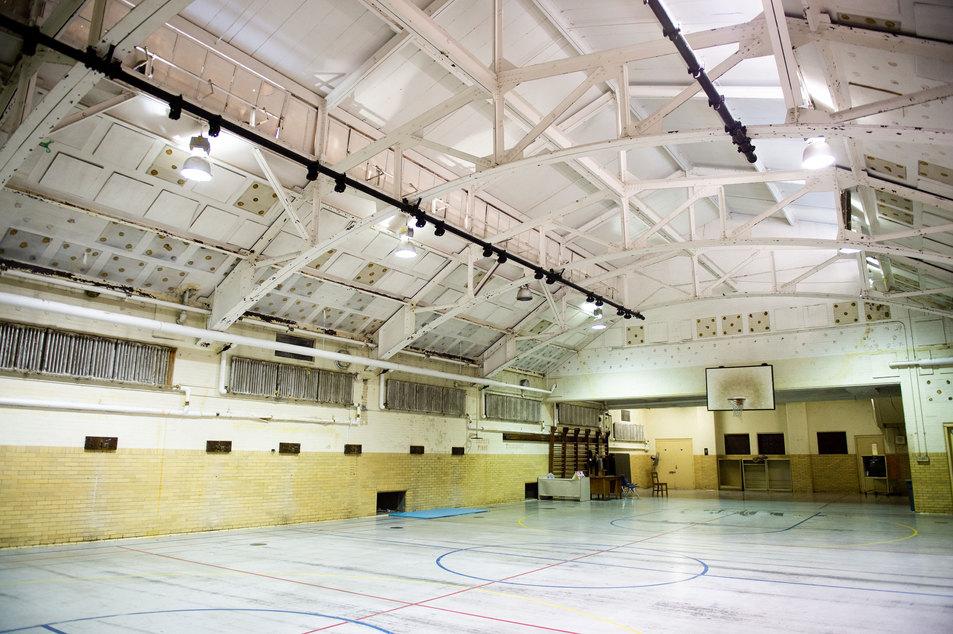 Penn Treaty School Gym