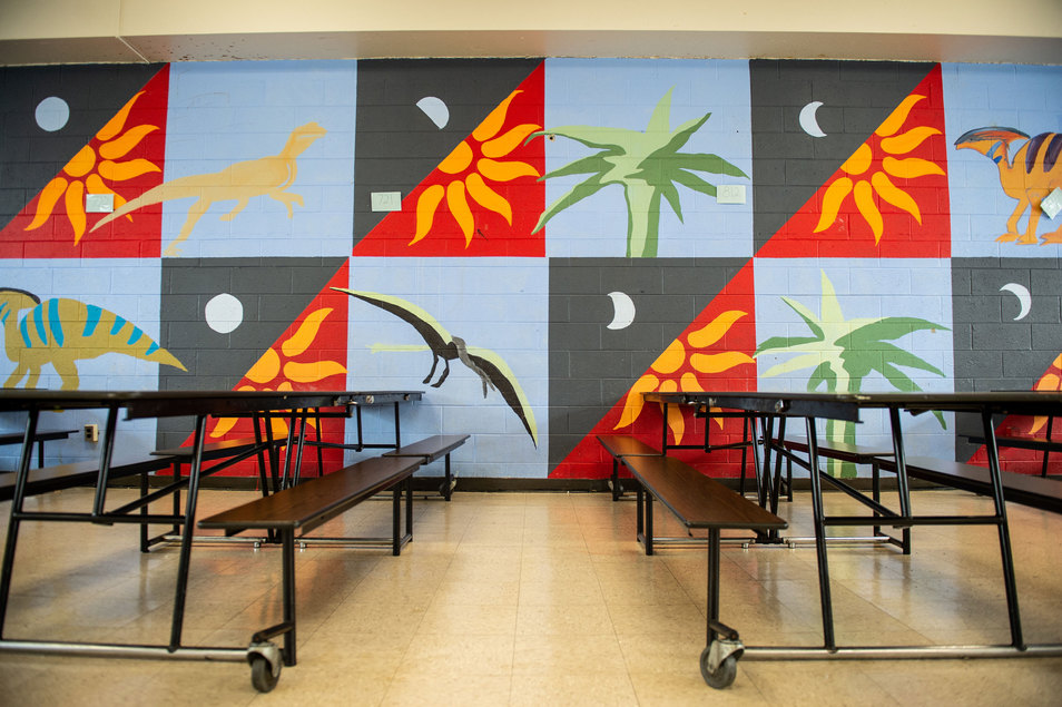 Penn Treaty School Cafeteria