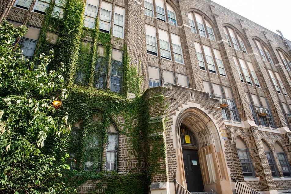 Penn Treaty School South East Corner