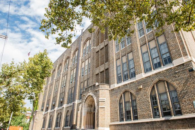 Penn Treaty School South Facade