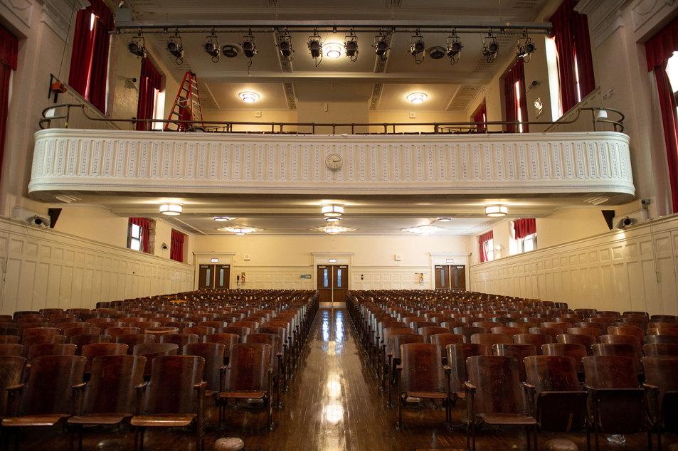 Penn Treaty School Auditorium