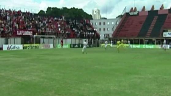 Times de Guarulhos , estrearam hoje na copa São Paulo de futebol Junior 2018.