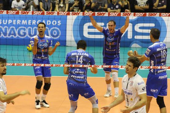 Em reedição da Final do Campeonato Paulista , Corinthians-Guarulhos perde para equipe de Taubaté.