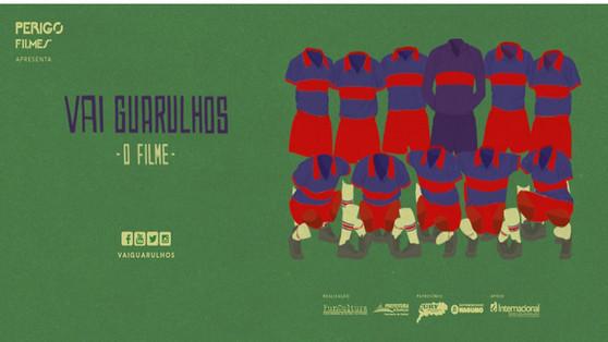 Filme sobre o AD Guarulhos será exibido em festival de cinema da Cidade.