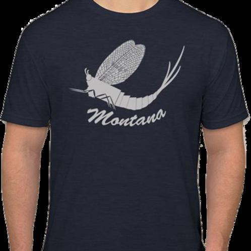Montana Mayfly Tee