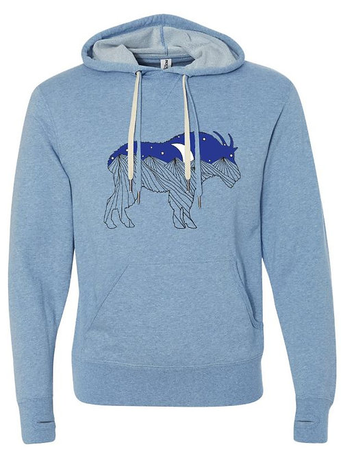 Starry Goat Terry Hoodie