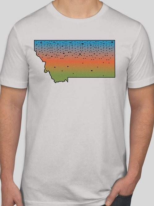 MT Rainbow Trout Tee