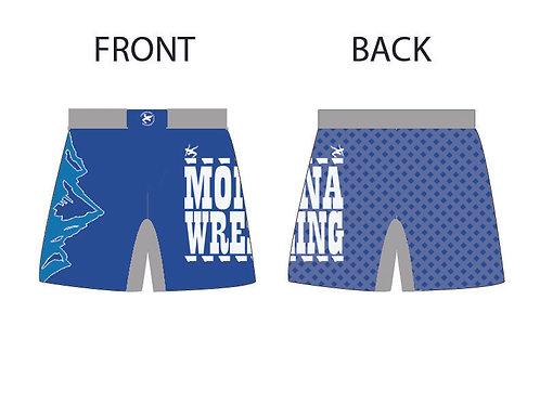 2021 Team MT  Fight Shorts