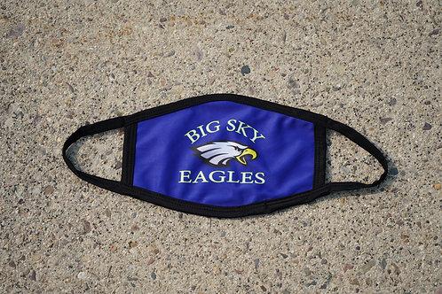 Big Sky Eagle Face Mask