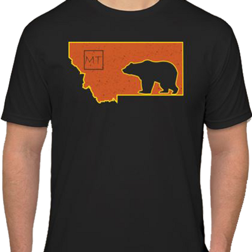 MT Grizzly Tee