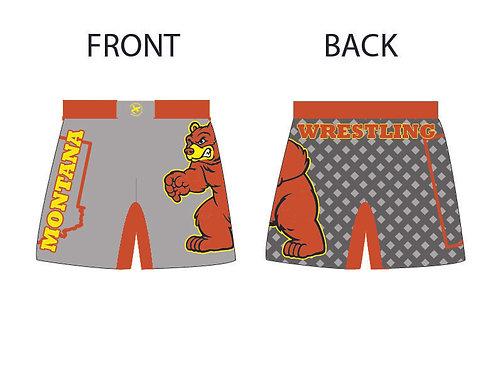 2021 Team MT  Bear Fight Shorts