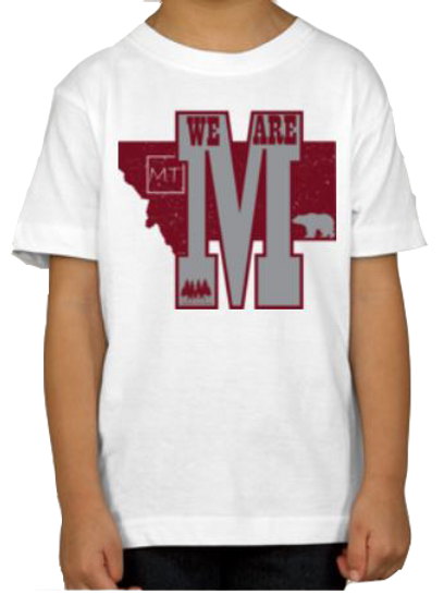 WE ARE MT Toddler Tee