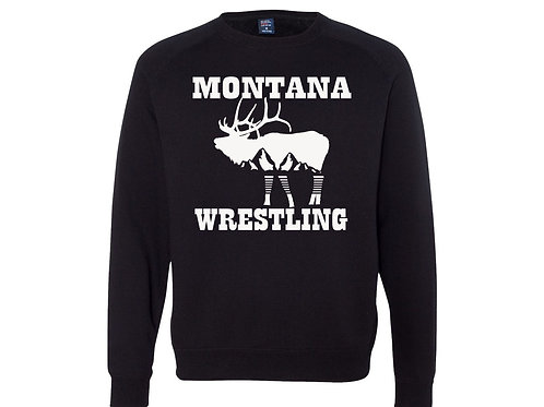 Team MT Wrestling Crew Neck