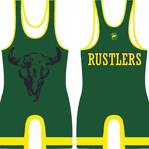 Rustler Wrestling Singlet