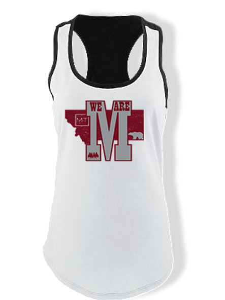 Ladies WE ARE MT Racerback Tank