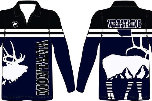 Team MT Qtr Zip Jacket