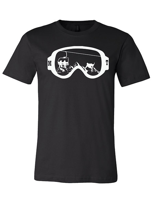 MT Goggle-Snowboarder Tee