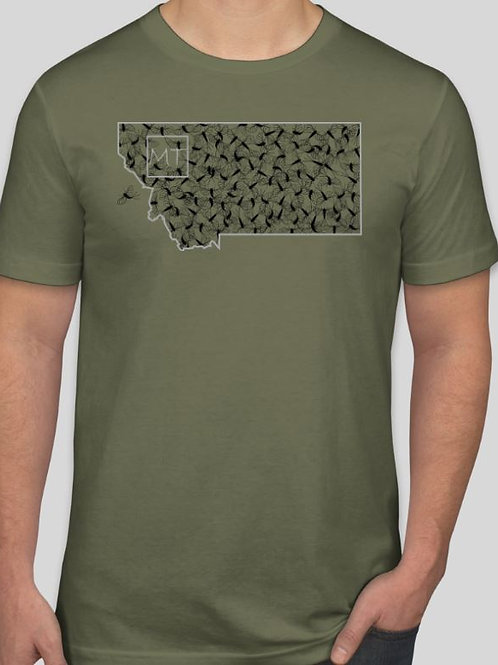 MT Trico Spinner Fall Tee
