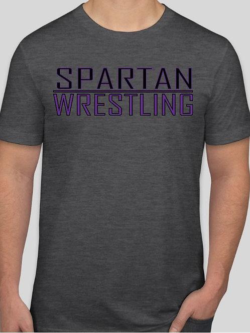Spartan Wrestling Tee