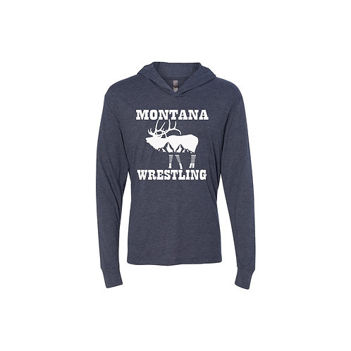 Team Montana  Hooded Tee